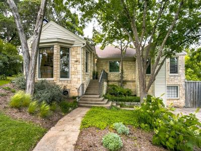 Dallas Single Family Home For Sale: 415 W Colorado Boulevard