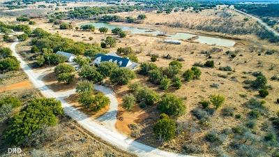 Brownwood Single Family Home For Sale: 8875 County Road 225
