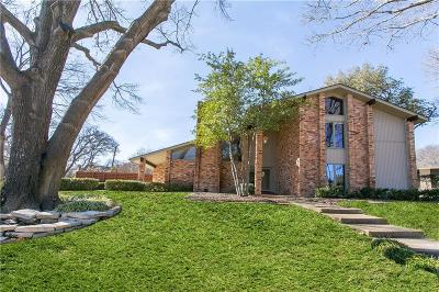 Richardson Single Family Home For Sale: 2401 Grandview Drive