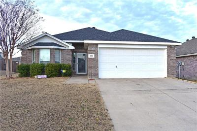 Wylie Single Family Home For Sale: 325 Lake Texoma Drive