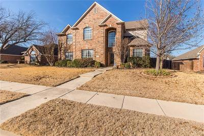 Rowlett Single Family Home For Sale: 1913 Greenhill Drive