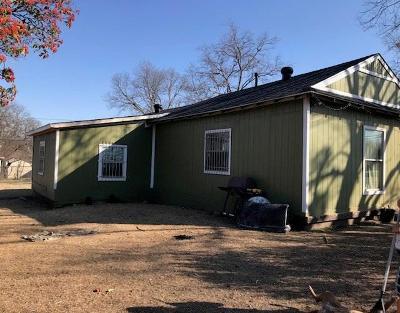Dallas Single Family Home For Sale: 2638 Alabama Avenue