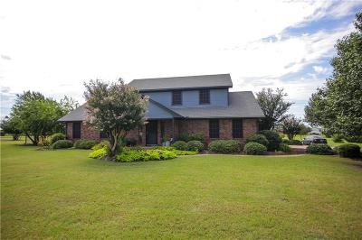 Prosper Single Family Home For Sale: 2a Rhea Mills Circle