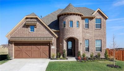 Prosper Single Family Home For Sale: 1131 Belknap Way