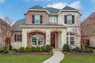 Frisco Single Family Home For Sale: 6804 Rambling Trail