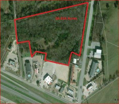 Commercial Lots & Land For Sale: N Trade Days Blvd
