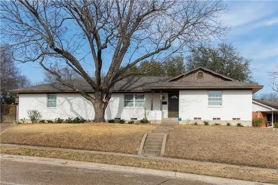 Dallas, Fort Worth Single Family Home For Sale: 8937 Stanwood