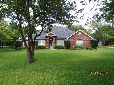 Stephenville Single Family Home For Sale: 1120 Timber Ridge Drive