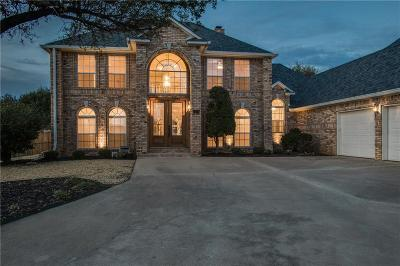 Southlake, Westlake, Trophy Club Single Family Home For Sale: 1101 Brazos Drive