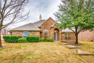 Rowlett Single Family Home For Sale: 10302 Bent Tree Drive