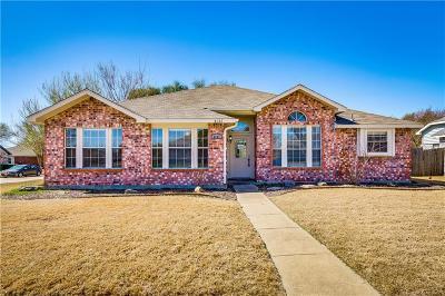 Denton County Single Family Home For Sale: 4161 Durbin Drive