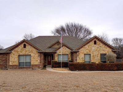 Weatherford Single Family Home For Sale: 117 Royal Drive
