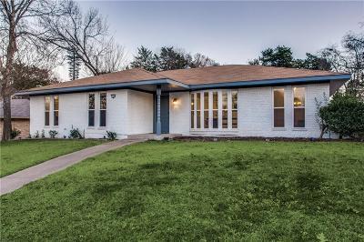 Dallas Single Family Home For Sale: 3732 Kiest Knoll Drive