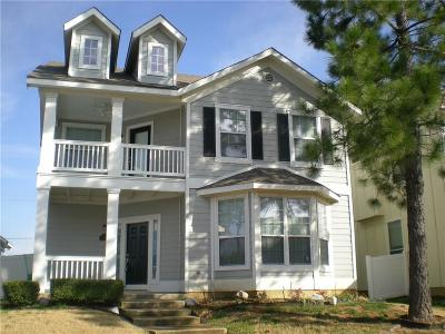 Providence Village Residential Lease For Lease: 1220 Stratford Drive