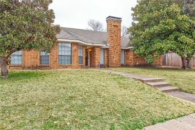 Garland Single Family Home For Sale: 320 Kingsbridge Drive