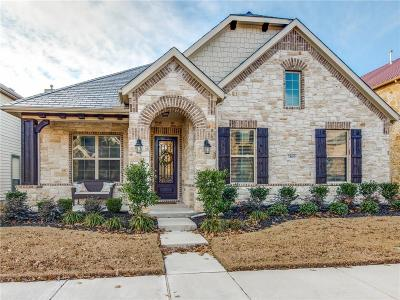 Mckinney Single Family Home For Sale: 7809 Keechie Drive