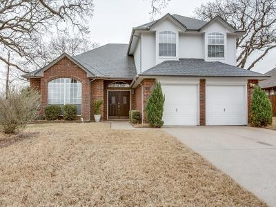 Grapevine Single Family Home For Sale: 4501 Chadourne Court