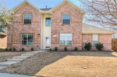 Rockwall Single Family Home Active Option Contract: 2917 Trailview Drive