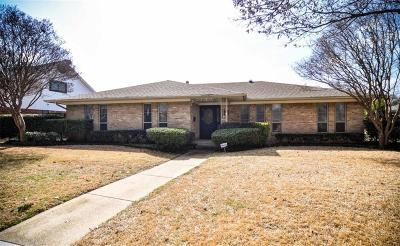 Dallas, Fort Worth Single Family Home For Sale: 10717 Ferndale Road