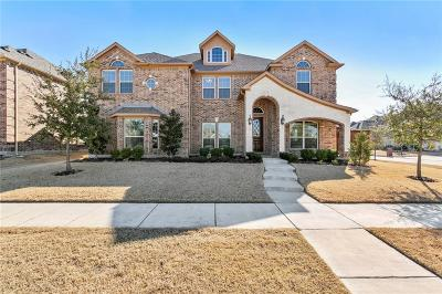 Frisco Single Family Home For Sale: 12311 Tyler Drive