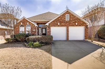 McKinney Single Family Home For Sale: 5509 Crystal Court