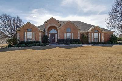 Single Family Home Active Option Contract: 625 Lonesome Prairie Trail