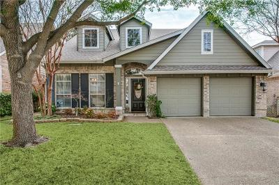 Dallas Single Family Home For Sale: 7922 Enclave Way