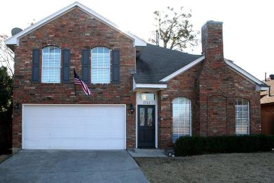 Richardson Single Family Home Active Option Contract: 2723 Pinery Lane