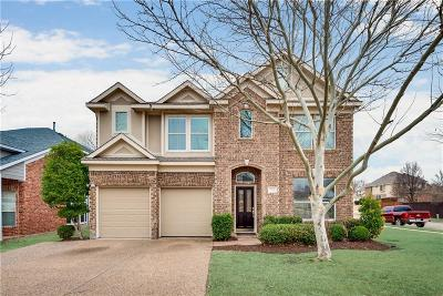 McKinney Single Family Home Active Option Contract: 700 Brookwater Drive