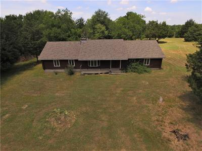 Mabank Single Family Home For Sale: 15180 Cedar Acres Loop