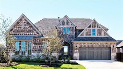 Prosper Single Family Home For Sale: 2860 Clarendon Court