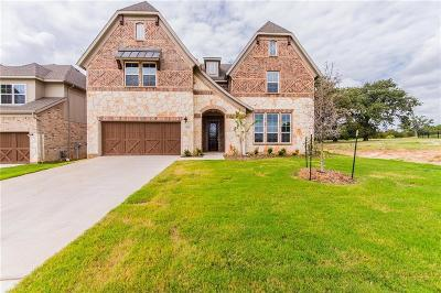 Fort Worth TX Single Family Home For Sale: $468,990