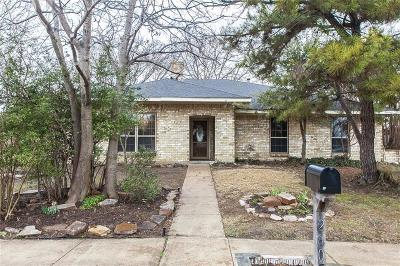Plano Single Family Home Active Option Contract: 2605 Khyber Pass