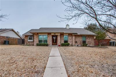 Rowlett Single Family Home For Sale: 3717 Lofland Lane