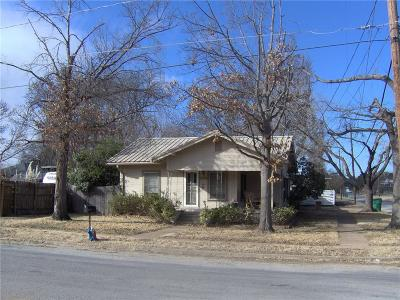 Eastland County Single Family Home For Sale: 501 S Green