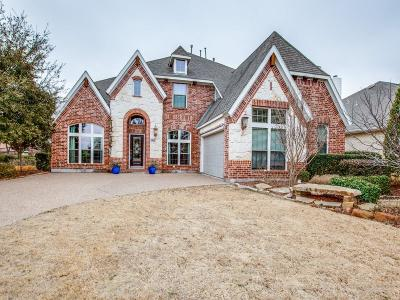 Mansfield Single Family Home For Sale: 3914 Calloway Drive