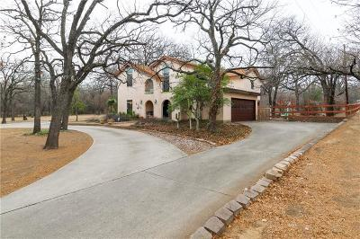 Colleyville Single Family Home For Sale: 5508 Reagan Road