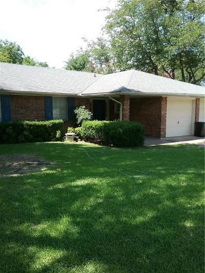 Desoto Single Family Home Active Option Contract: 305 Ida Bess Avenue
