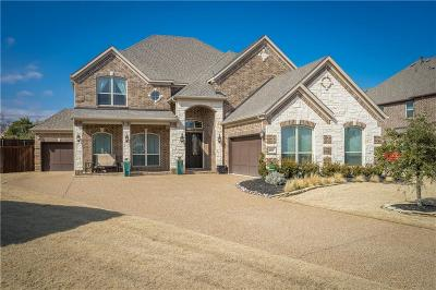 Flower Mound Single Family Home Active Option Contract: 1041 Spinks Court