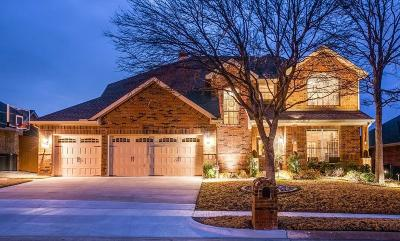 Flower Mound Single Family Home Active Option Contract: 1320 Spring Ridge Lane