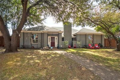 Single Family Home Active Option Contract: 7610 Bantry Circle