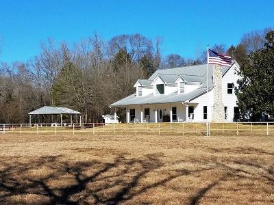 Cedar Creek Lake, Athens, Kemp Farm & Ranch For Sale: 14569 Cr 3822