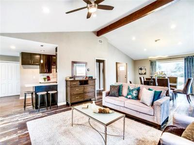 Single Family Home For Sale: 3215 Coral Rock Lane