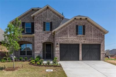 Flower Mound Single Family Home For Sale: 6204 Leatherstem Road