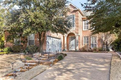 Frisco Single Family Home Active Option Contract: 5524 Southern Hills Drive