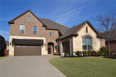 Frisco Single Family Home For Sale: 664 View Meadow Lane