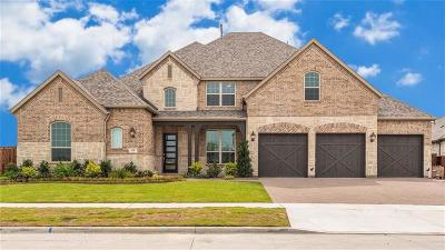 Frisco Single Family Home For Sale: 6256 Loxton Boulevard