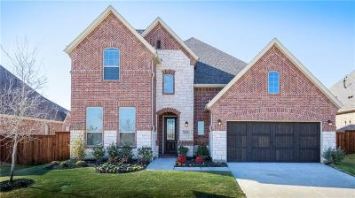 Prosper Single Family Home For Sale: 1140 Pianzola Way