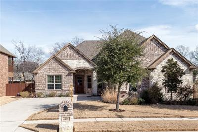 North Richland Hills Single Family Home Active Option Contract: 7400 Bella Lane