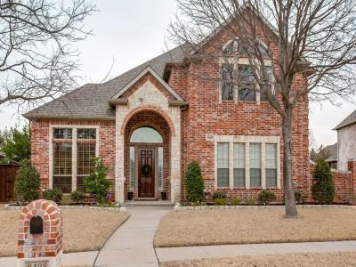 North Richland Hills Single Family Home For Sale: 8408 Forest Glenn Court